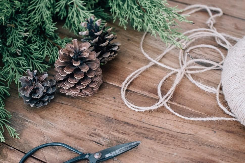 Vánoční čajové dárky